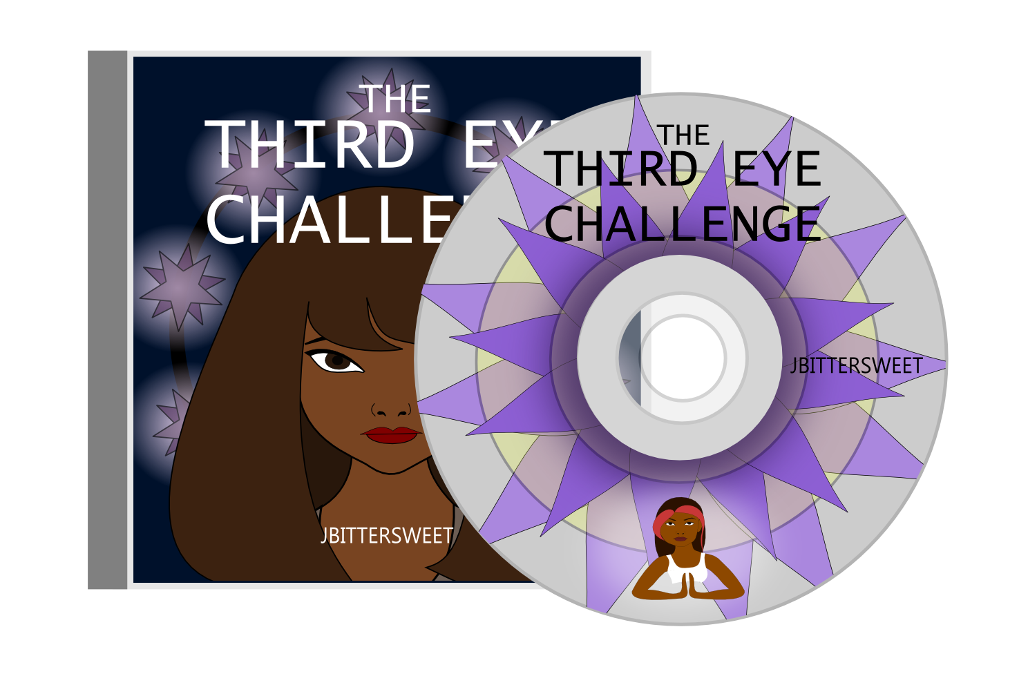 Sellfy the third eye challenge CD Cover